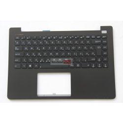 Asus X402CA  magyar fekete laptop billentyűzet + felső burkolat, GYÁRI ÚJ
