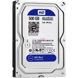 Western Digital 500GB 64MB 5400rpm SATA 3 WD5000AZRZ