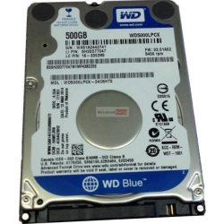 WESTERN DIGITAL 500GB BLUE 16MB 7MM 2.5IN SATA 6GB/S 5400RPM INT (WD5000LPCX)