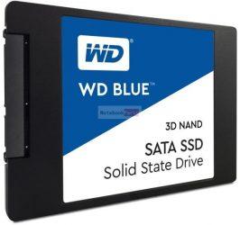 WD BLUE SSD 250GB 2.5IN 7MM 3D NAND SATA