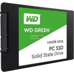 WD GREEN SSD 120GB 2.5 IN 7MM SATA