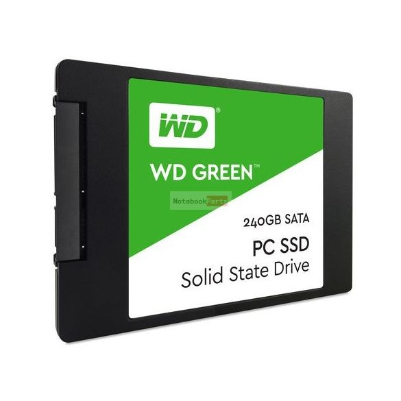 WD GREEN SSD 240GB 2.5 IN 7MM SATA