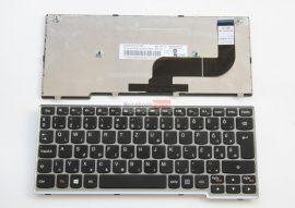 Lenovo IdeaPad Yoga 11S, S210, S215, Flex 10 Gyári Új Magyar ezüst-fekete laptop billentyűzet (25212899)