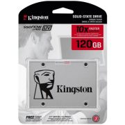 Kingston SSDNow UV400 120GB SATA 3 SUV400S37/120G