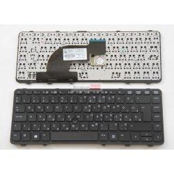 HP ProBook 640 G1, 645 G1 gyári új magyar laptop billentyűzet trackpointtal (738688-211)