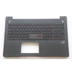 Asus G550 laptop billentyűzet