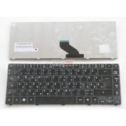 Acer Aspire 3410 3810 3820 4250G 4540G 4552G 4736Z 4743G Fényes fekete magyar billentyűzet