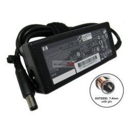 HP/COMPAQ 18.5V 65W Gyári, tüskés laptop tápegység