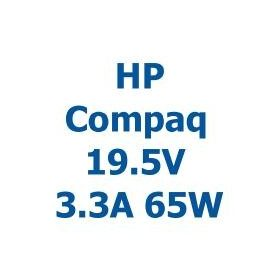 HP COMPAQ 19.5V 3.3A 65W