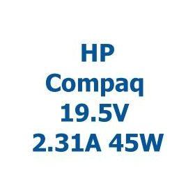 HP COMPAQ 19.5V 2.31A 45W