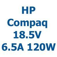 HP COMPAQ 18.5V 6.5A 120W