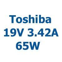 TOSHIBA 19V 3.42A 65W