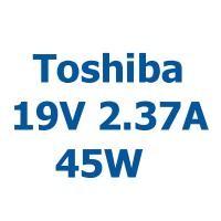 TOSHIBA 19V 2.37A 45W