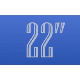 22&quot;<