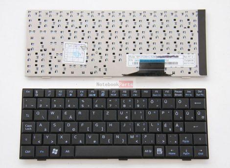 Asus Eee PC 700 billentűyzet