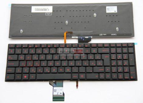 Asus G501V laptop billentyűzet