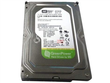 """Western Digital AV-GP 3.5"""" 1TB 7200rpm 64MB SATA3 WD10EURX"""