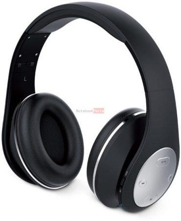 Genius HS-935BT összehajtható Bluetooth fekete fejhallgató headset
