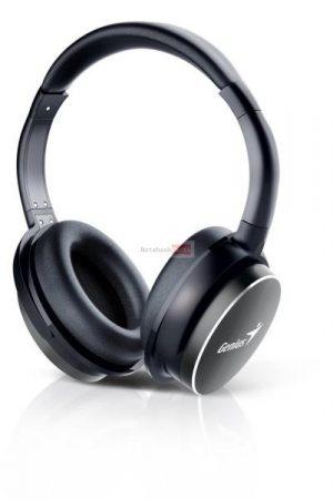 Genius HS-940BT Bluetooth fekete fejhallgató headset