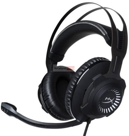 Kingston HyperX Cloud Revolver 3,5 Jack szürke gamer headset