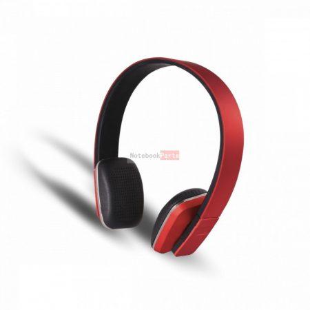Stansson BHC206R Bluetooth piros headset