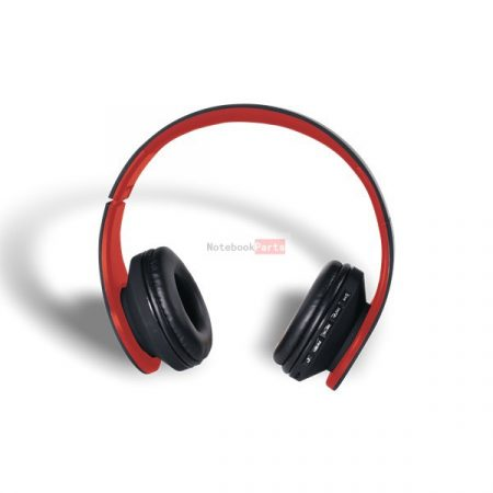 Stansson BHC203BR Bluetooth fekete-piros headset