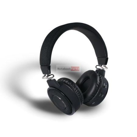 Stansson BHP201BB Bluetooth fekete-fekete headset