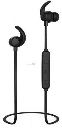 Thomson 132640 WEAR7208 Bluetooth fekete sztereó headset