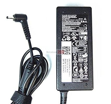 Dell 19.5V 3.34A 65W Gyári Laptop töltő ÚJ, 4mm/1,7mm dugóval