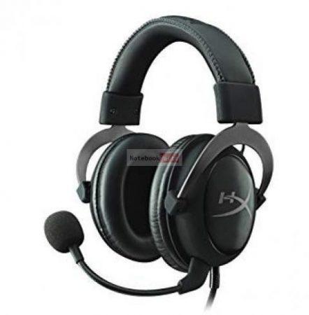Kingston HyperX Cloud MIX 3,5 Jack fekete gamer headset