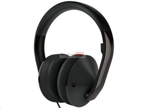 Microsoft Xbox One v2 fekete sztereó headset