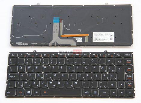 Lenovo Yoga 2 Pro 13 Háttérvilágításos fekete billentyűzet