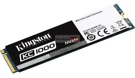 Kingston SSDNow 240GB M.2 SKC1000/240G