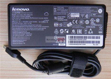 Lenovo 20V 6.75A (135W) IdeaPad Y Gyári laptop tápegység