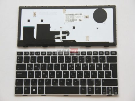HP EliteBook Revolve 810 G1, 810 G2, 810 G3 háttérvilágításos magyar billentyűzet