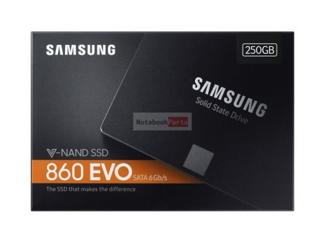 SSD 860 EVO 250GB SATAIII PAPER BOX BASIC