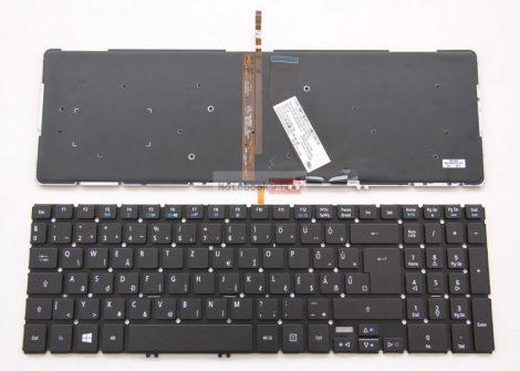 Acer Aspire V5-552 V5-572 V5-573 V7-581 V7-582 laptop billentyűzet háttérvilágítással
