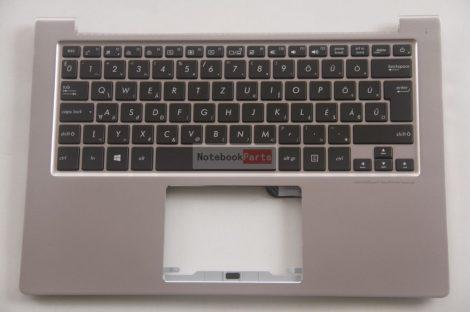 Asus ZenBook UX303LA UX303LB UX303LN UX303UA UX303UB ezüst laptop billentyűzet háttérvilágítással