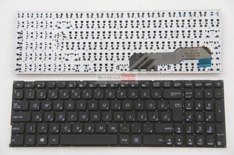 Asus X541 A541 F541 R541 Fekete laptop billentyűzet
