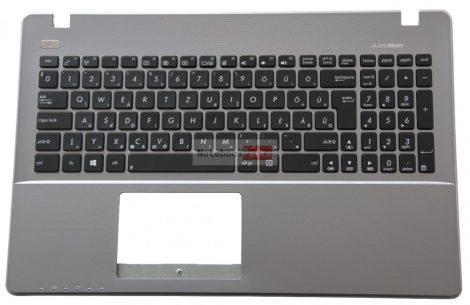 Asus X550D X550DP X550ZE F550DP R510DP K550DP szürke laptop billentyűzet felsőburkolattal