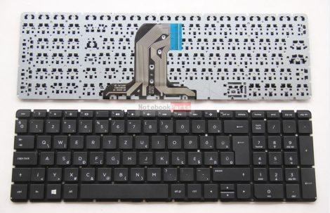 HP 250 G4, 255 G4, 250 G5, 255 G5, 15-ac000, 15-af000, 15-ay000, 15- ba000 sorozat gyári új fekete, keret nélküli, magyar laptop billentyűzet. (813974-211)