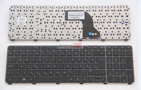HP Pavilion DV7-7000 DV7-7100 Envy DV7-7200 DV7-7300 fekete laptop billentyűzet