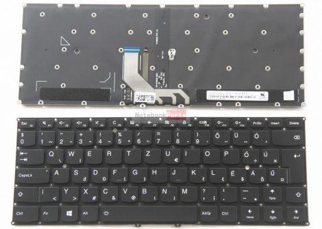 Lenovo Yoga 910-13IKB, Yoga 5 PRO fekete laptop billentyűzet háttérvilágítással