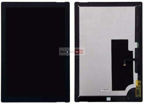 Microsoft Surface Pro 3 Model 1631 kijelzőegység - fekete