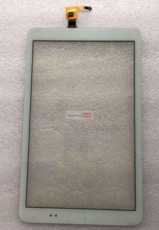 Huawei mediapad T1 Model: T1-A21L érintőpanel - fehér