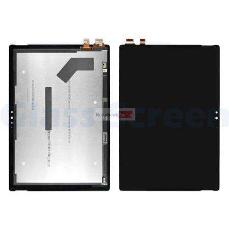 Microsoft Surface pro 4 Model 1724 kijelzőegység - fekete