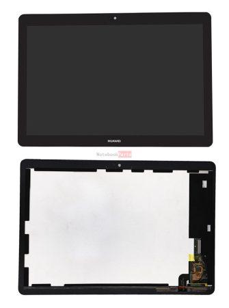 Huawei Mediapad T3 Model: AGS-L09 / W09 kijelzőegység - fekete