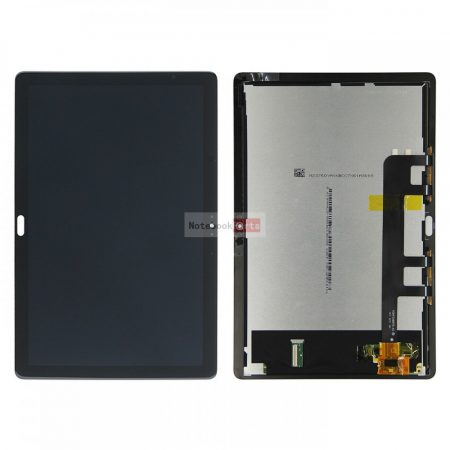 Huawei Mediapad M5 Model: BAH2-L09 / W09 kijelzőegység - fekete