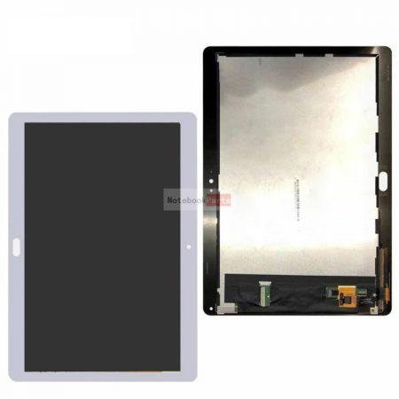 Huawei Mediapad M3 Model: BAH-L09 / W09 kijelzőegység - fekete