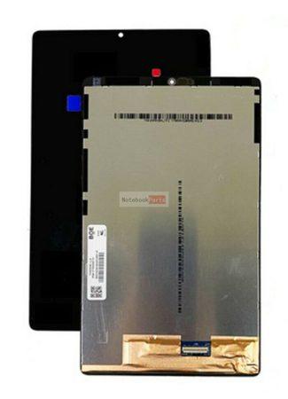 Lenovo Tab Tab4 TB-8505 kijelzőegység - fekete